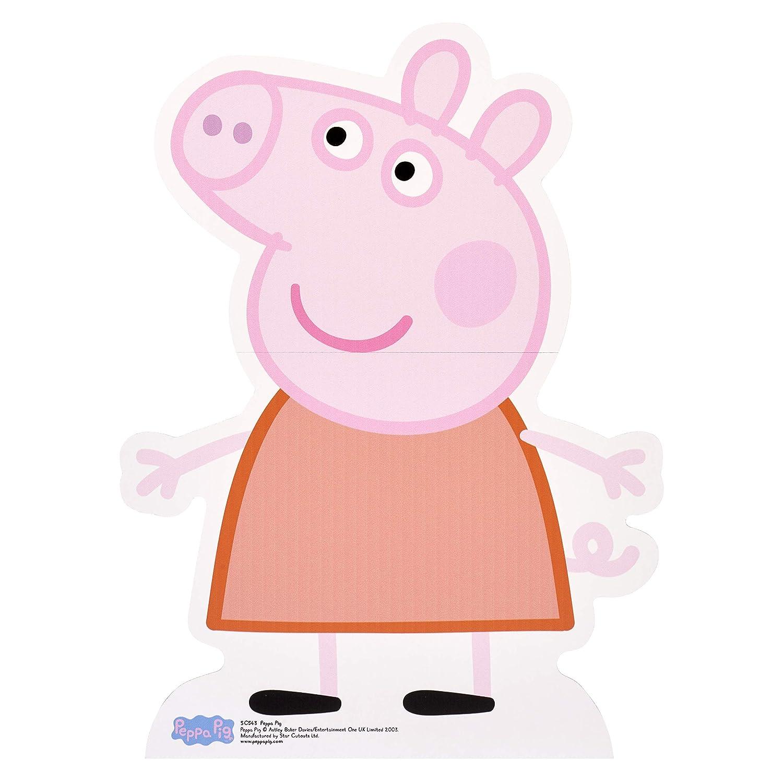 StarCutouts - Juego de cartas Peppa pig (Star Cutouts SC543): Amazon.es: Juguetes y juegos