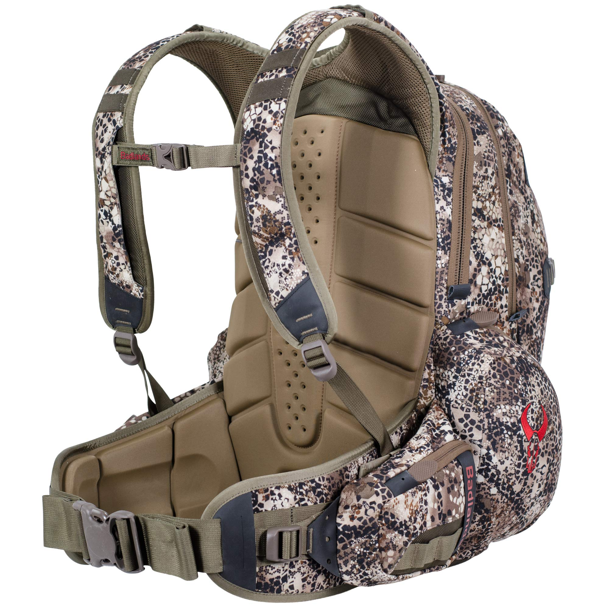 Badlands Superday Camouflage Hunting Backpack - Bow, Rifle, and Pistol Compatible, Approach FX by Badlands (Image #3)
