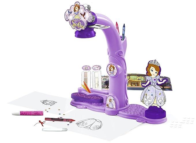 Disney Princesas Proyector, diseño Princesa Sofía (Famosa 700010570 ...