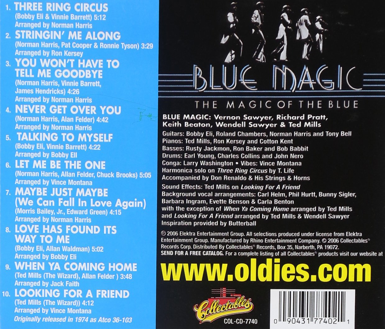 Bleu velveta blue magic