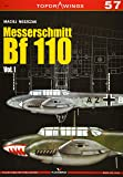 Messerschmitt Bf 110 Vol. I (Top Drawings)