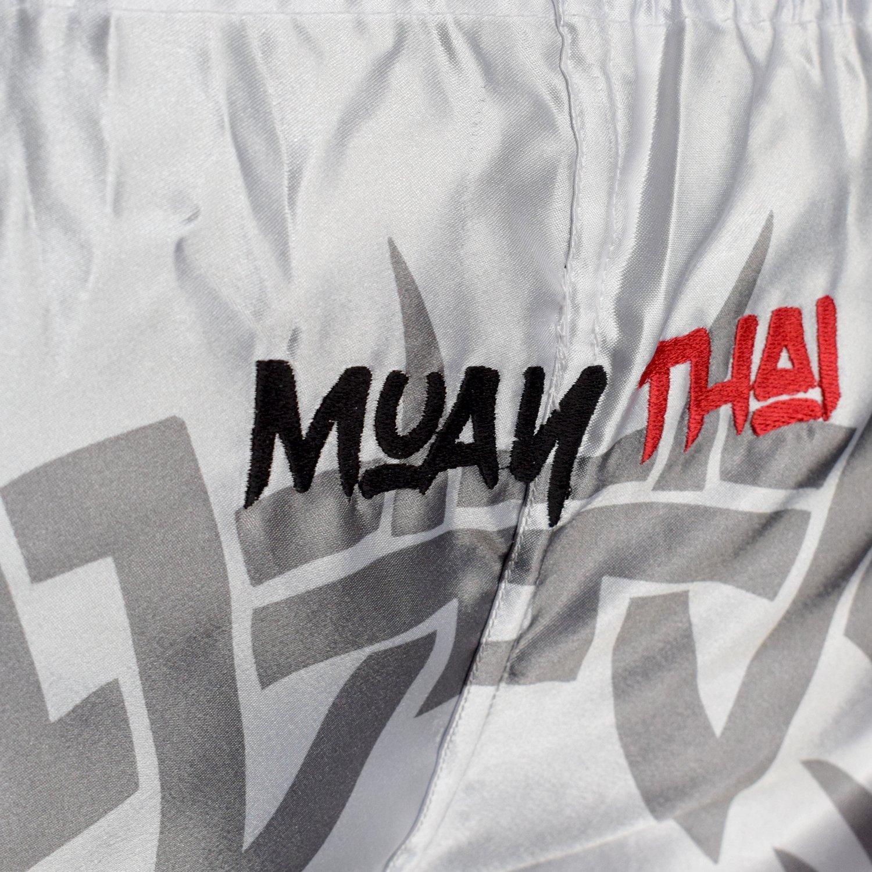la boxe FOX-FIGHT Short avec motif de tigre pour la boxe tha/ï le sport en g/én/éral ou les MMA. l/'UFC le kickboxing les arts martiaux