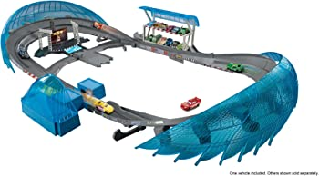 Pixar Cars 3 Ultimate Florida Speedway Trackset
