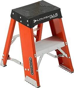 Louisville Ladder FY8002 Fiberglass Step Stand, 2-Foot