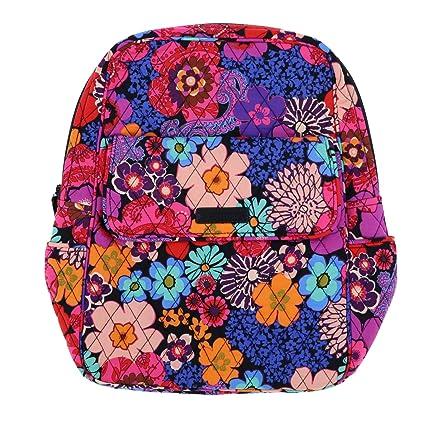 Vera Bradley Backpack Floral Fiesta