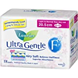 Laurier F Ultra Gentle Light Flow with Gathers, 20.5cm, 18ct