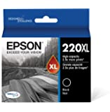 Epson T220XL120 DURA Ultra Black High Capacity Cartridge Ink