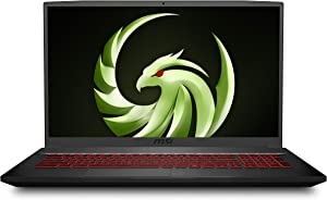 "MSI Bravo 17 A4DDR-082 17.3"" 144Hz Gaming Laptop AMD Ryzen R7-4800H RX5500M 16GB 512GB NVMe SSD +1TB Win10"