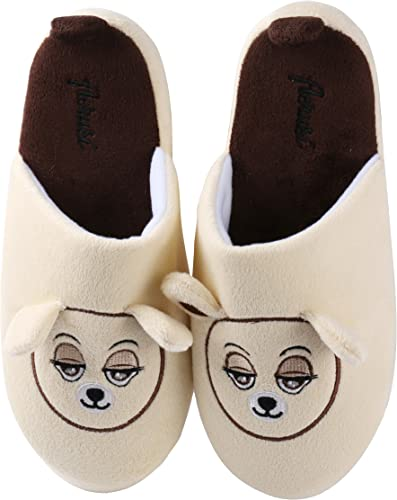 cozy fresh cheap sale exclusive deals Amazon.com | Aerusi Women's Warm and Cozy Bear House Slippers ...