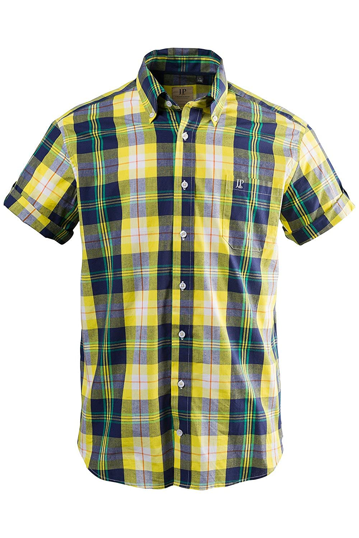 JP1880 Men's Big & Tall Check Shirt 697093