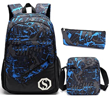 6ec6dc6f37 School Backpacks for Boys