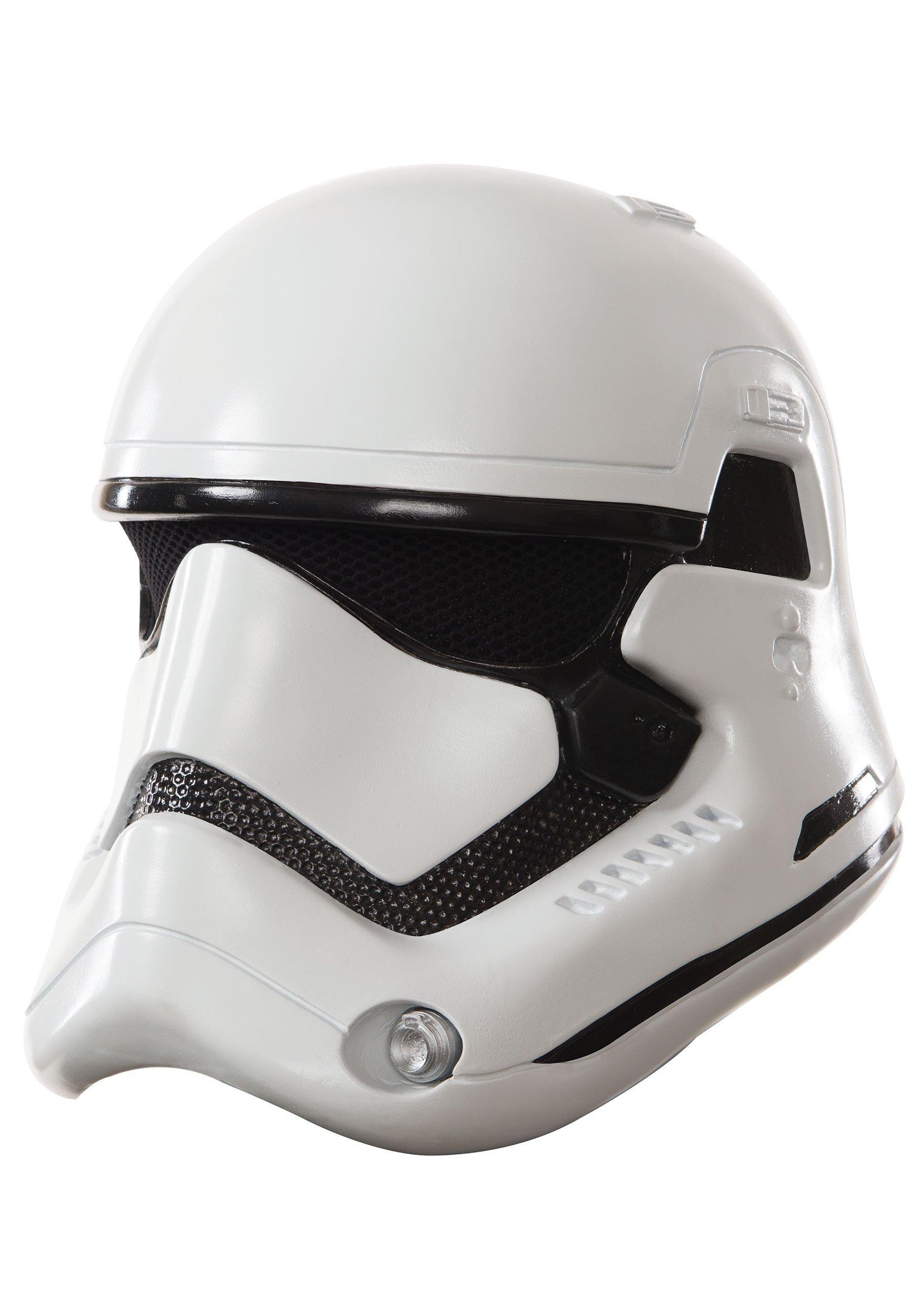 Star Wars The Force Awakens Adult Stormtrooper 2-Piece Helmet