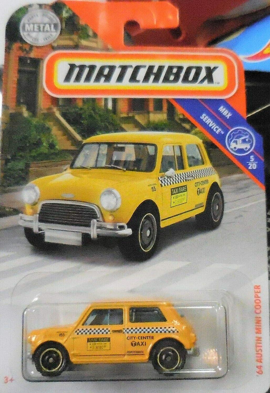 Matchbox 2019 64 Austin Mini Cooper
