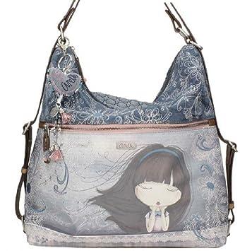 0056f3c43c Sany Bags S.L. Anekke Backpack Moon Bag Travel Tote