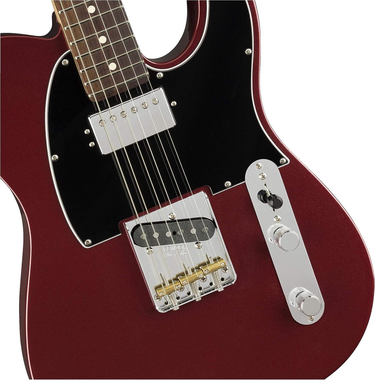 Fender American Performer Telecaster Hum Aubergine with Rosewood Fingerboard