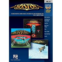 Boston - Guitar Play-Along DVD Volume 31