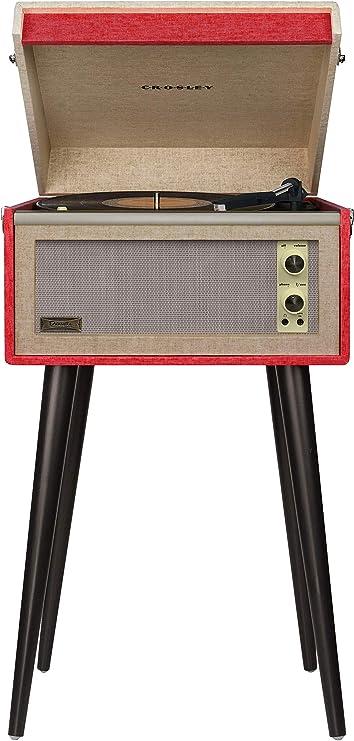 Crosley Bermuda - vintage red: Amazon.es: Electrónica