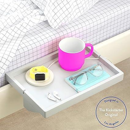 BedShelfie The Original Bedside Shelf - 6 Colors/2 Sizes