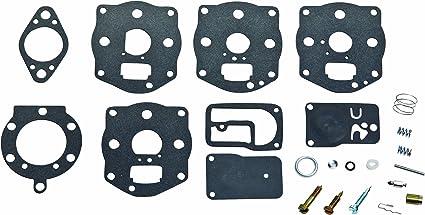 694056 For Briggs /& Stratton 491539 394502 Replacement Carburetor Kit