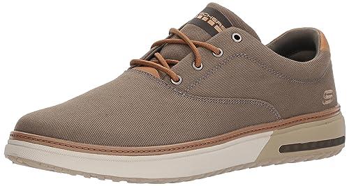 Skechers Folton-Verome, Zapatillas para Hombre: Amazon.es: Zapatos y complementos