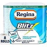 Regina Blitz hogar toallas – 4 unidades, total 8