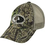 Mossy Oak Camo Mesh Back Hat with Adjustable Velcro Strap, Available In Multiple Camouflage Patterns