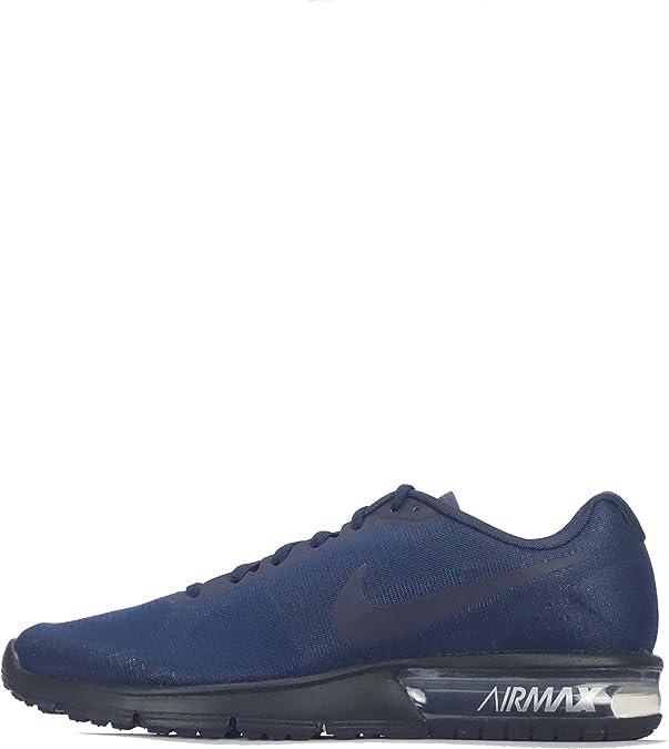 Nike 719912-410, Zapatillas de Trail Running para Hombre, Azul (Obsidian/Black-Black-Metallic Silver), 47 EU: Amazon.es: Zapatos y complementos