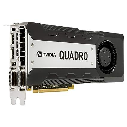 HP NVIDIA Quadro K6000 - Tarjeta gráfica (12 GB ...