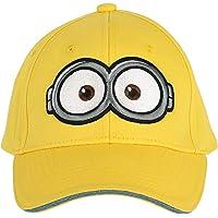 Illumination Entertainment Kids' Despicable Me Minion Baseball Cap