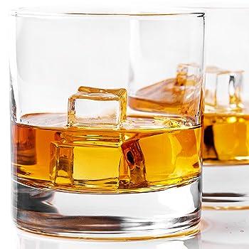 Taylor'd Milestones Set Of 2 Whiskey Glasses