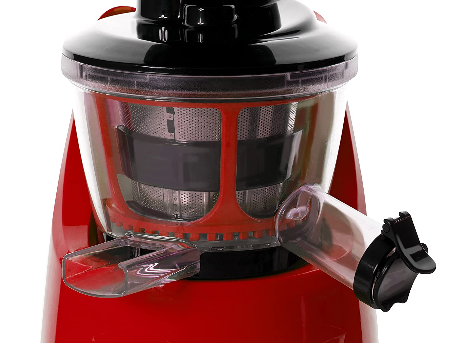 Saves Energy COMIN16JU004914 BLACK VREMI Slow Juicer Precise Slow Press Juice Extracting Process- Reduces Waste - Live Clean /& Green with Delicious /& Natural Juices Pressed Fresh From Your Kitchen