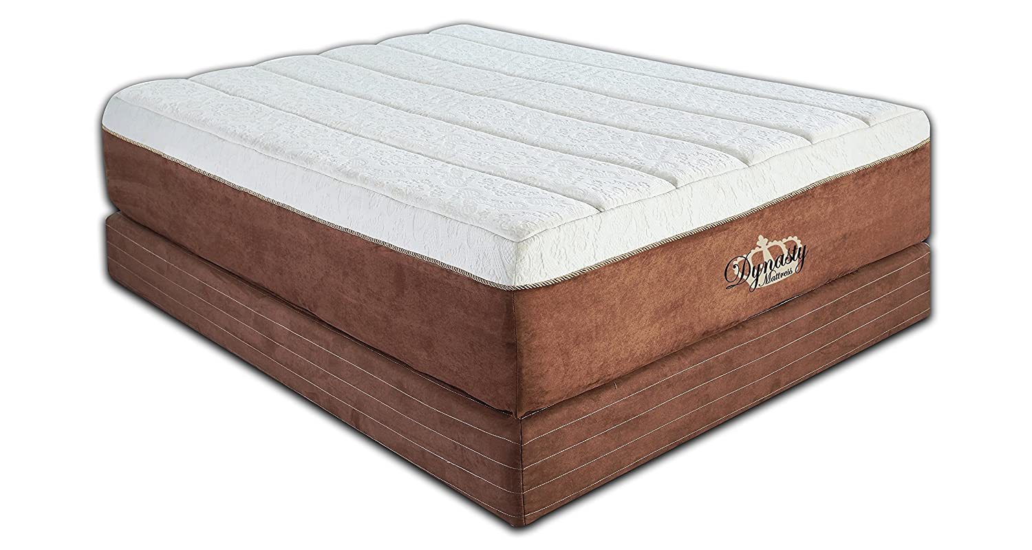 Dynastymattress Luxury Grand 15 Memory Foam Mattress Review