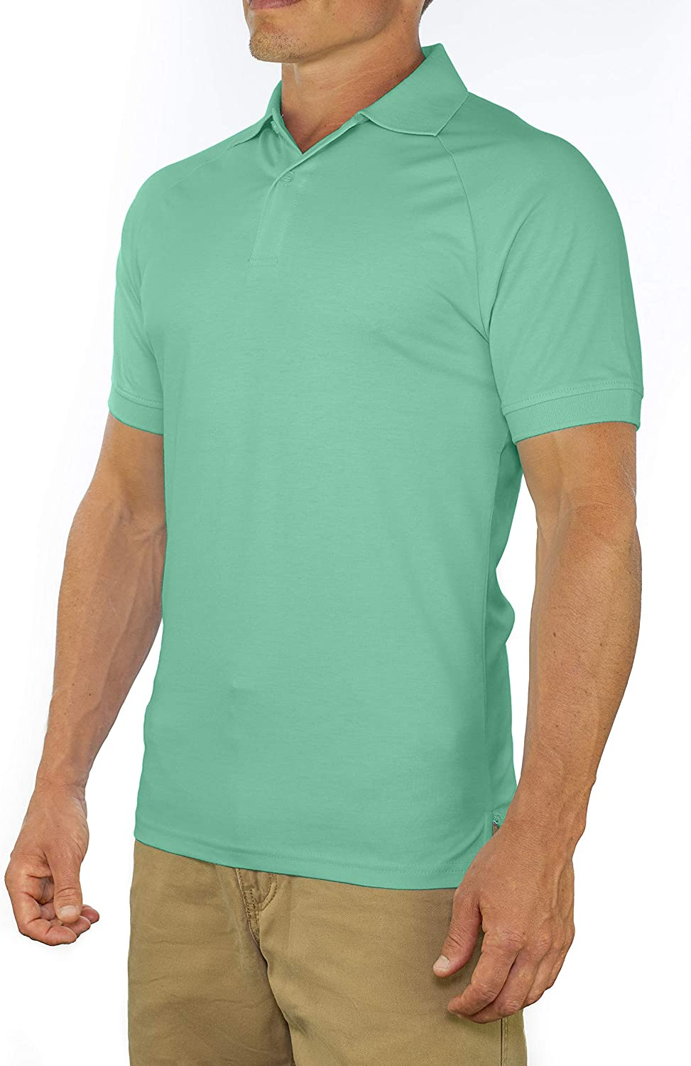 CC Perfect Slim Fit Polo Shirts for Men +