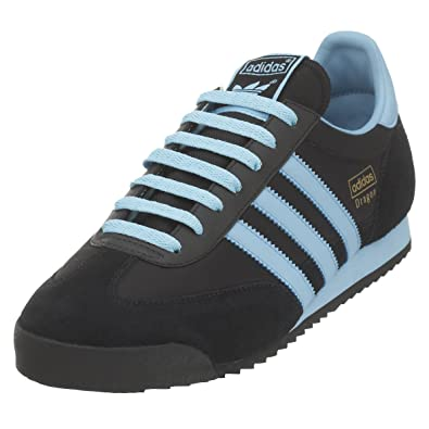 huge discount 3a2ab e24fb Adidas Men s Dragon Running Shoe, Black Blue Gold, 11 M  Buy Online at Low  Prices in India - Amazon.in