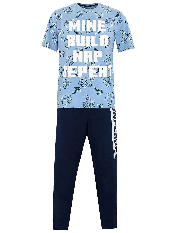 Minecraft Mens Pajamas