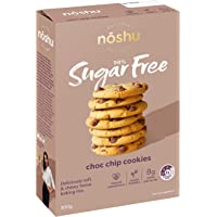 Noshu 98% Sugar Free Choc Chip Cookies Mix 300g