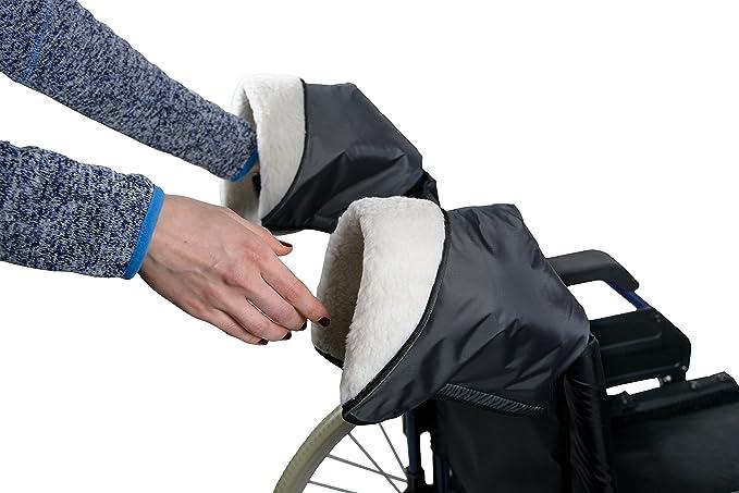 Cuidado Home24 ® Andador Guantes de silla de guantes, 1 par ...