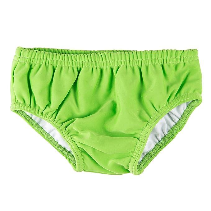 Amazon.com: rashoodz Verde o rosa reutilizable Baby Swim ...