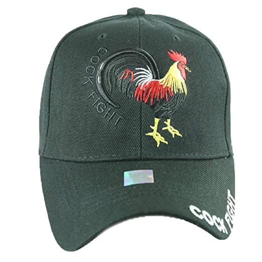 030e12eb714a2 90210 Wholesale Plain Baseball Cap Cock Fight Rooster Caps Solid Casual Hat  Fashion Hats (Black
