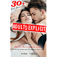 Adults Explicit Short Sex Stories & Novels For Women - 30 Rough Romance Books: Erotic Taboo Daddy Older Man Younger Brat…