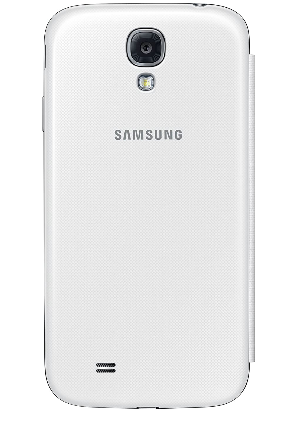 Samsung galaxy s4 flip cover case white amazon electronics ccuart Image collections