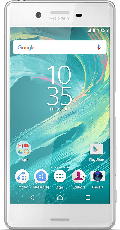 Sony Xperia X F5121 32GB GSM 4G LTE 23MP Camera Phone - White