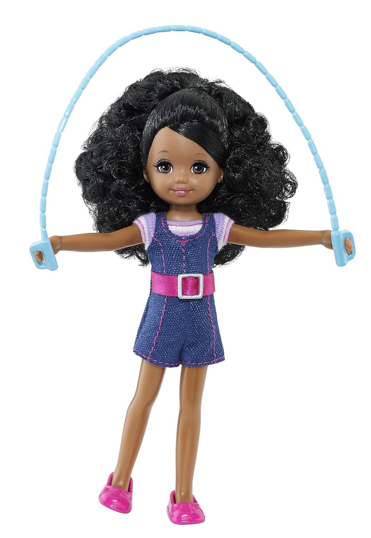 Amazon.es: Barbie So In Style (S.I.S.) Little Sister Zahara ...