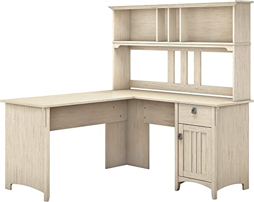 Bush Furniture Salinas 60W L Shaped Desk