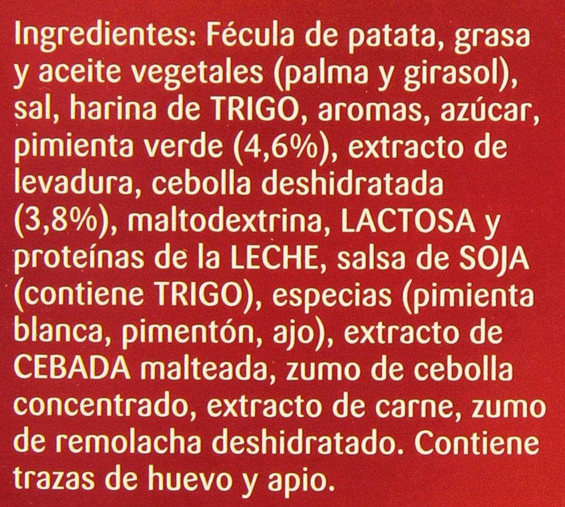 Knorr - Salsa - Pimienta Verde - 660 g: Amazon.es: Alimentación y bebidas