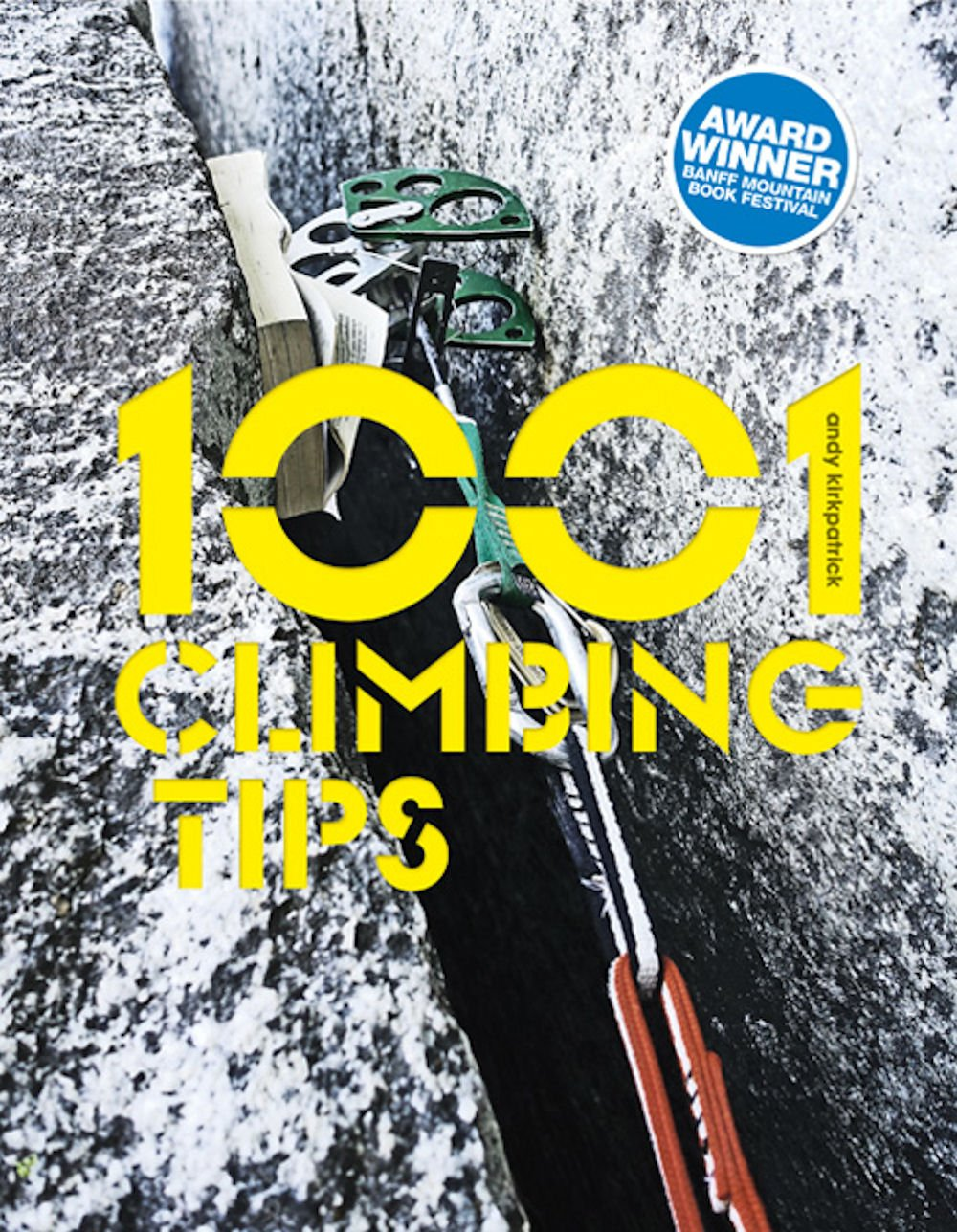 1001 Climbing Tips Essential Climbers product image