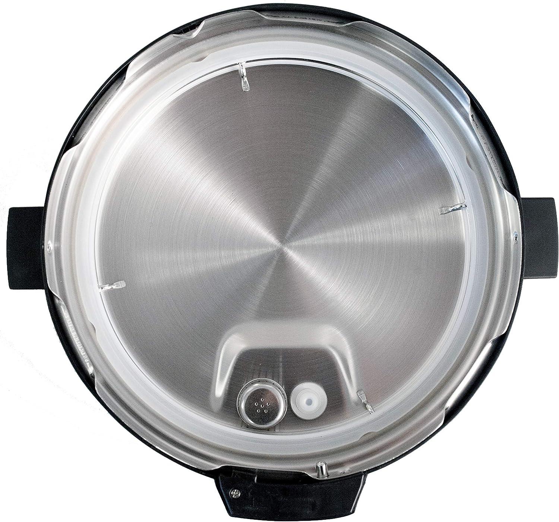 Anillo de sellado de silicona para olla a presi/ón el/éctrica Instant Pot 8L