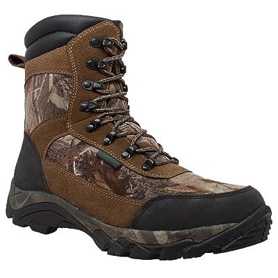 """AdTec 10"""" Waterproof Real Tree 400G Men's Boot   Boots"""