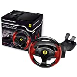 Thrustmaster   Ferrari Racing Wheel - Red Legend Edition - PlayStation 3