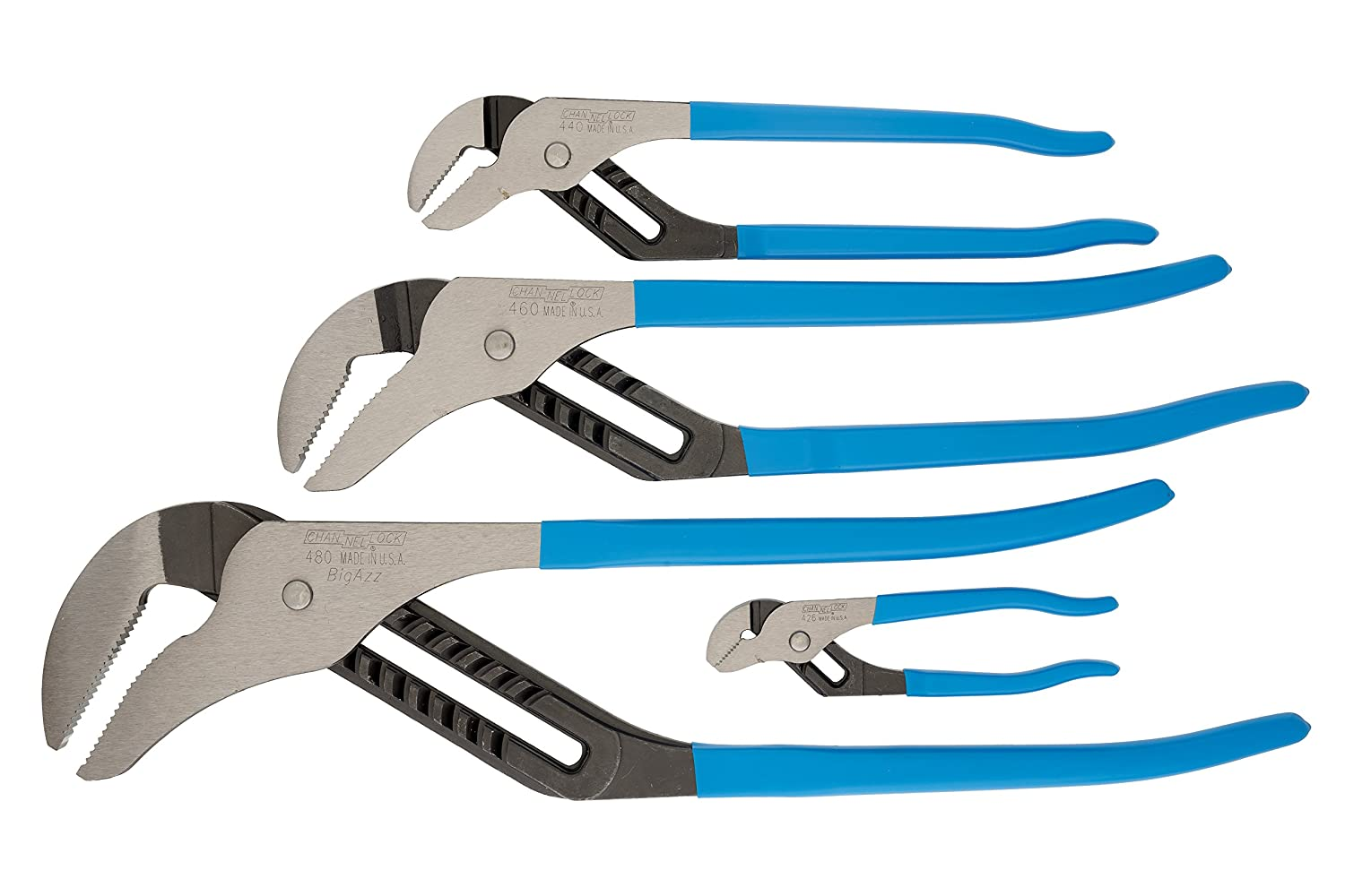 CHANNELLOCK 480 Tongue /& Groove Plier